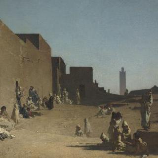 라구아트, 알제리 사하라 사막
