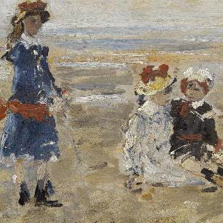 해변의 아이들