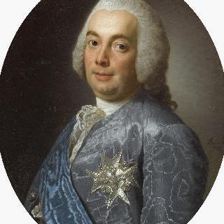 앙리-레오나르-장-밥티스트 베르탱 (1719-1792), 재정 감독관