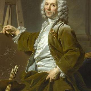 화가 이야생트 콜랭 드 베르몽 (1693-1761)