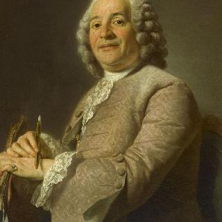 화가 미쉘-프랑수아 당드레-바르동의 초상 (1700-1783)