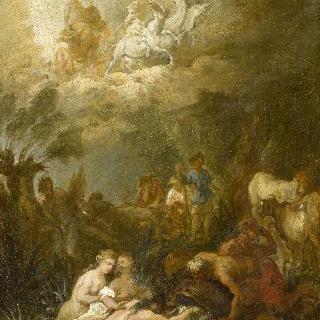 아폴론의 수레를 끄는 파에톤 (여름)