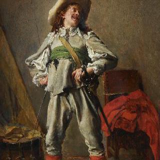 17세기, 웃는 남자