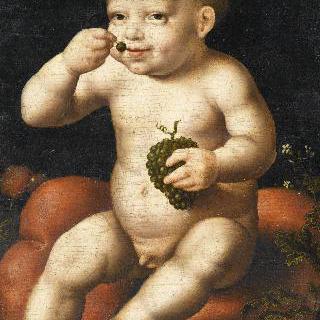 포도송이를 든 아기 예수