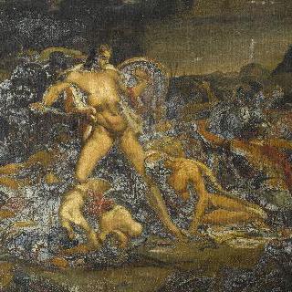 싸우는 아킬레우스