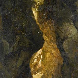 동굴의 전경
