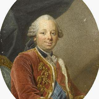 에티엔-프랑수아의 초상, 슈아죌 지방의 공작(1719-1785)