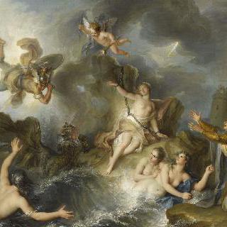 안드로메다를 구하는 페르세우스
