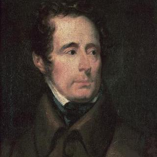 알퐁스 라마르틴, 시인, 역사가 정치인