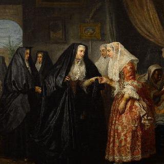 몰타 부인의 방문