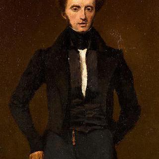 남자의 초상 (페르디낭드 오스몽드 혹은 오귀스트 프랑클랑 추정)