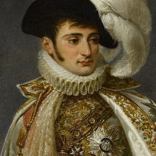 베스트 팔렌 왕(1784-1860), 제롬 보나파르트의 초상