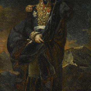 막시밀리앙 세바스티앙, 포이 백작, 사단장