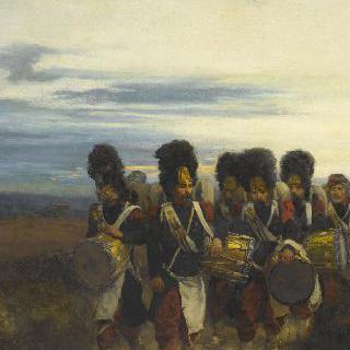 1859년 솔페리노의 저녁