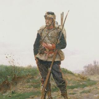 파리 공략, 전초전에 나선 군인들