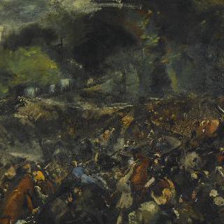 1867년 6월6일 차르 알렉산더 2세에 대항한 베레조프스키의 테러