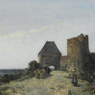로즈몽 성의 폐허 (니에브르)