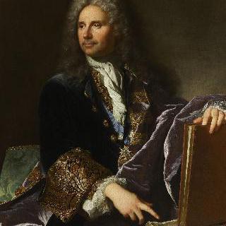 로베르 드 코트(1657-1735), 초대 궁정 건축가