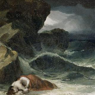 난파선의 잔해 (폭풍우)