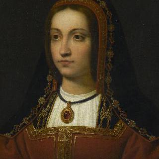 카스티유의 여왕, 잔 다라공 (잔 라 폴)