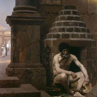 로마의 전쟁 포로