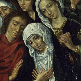 성모 성 요한과 세명의 마리아