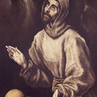 성흔을 받은 성 프란체스코