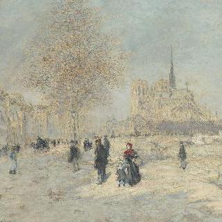 파리 노트르담 성당