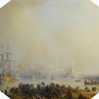 발로아 왕가 필립 6세의 해군 함대