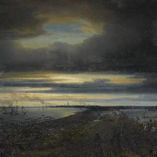 앙베르 지방을 점령한 프랑스 군대의 일화, 1832년