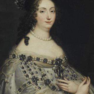 루이즈-마리 드 공자그-클레브, 1646년 폴란드 왕비 (1611-1667)