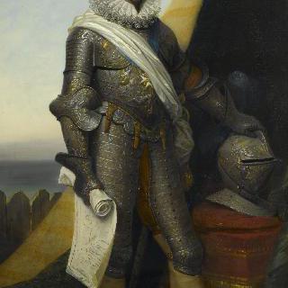 바솜피에르의 남작 프랑수아, 1622년 프랑스 총사령관