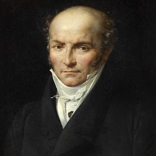 건축가, 막시밀리앙-조셉 위르톨의 초상