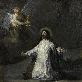 감람동산의 그리스도