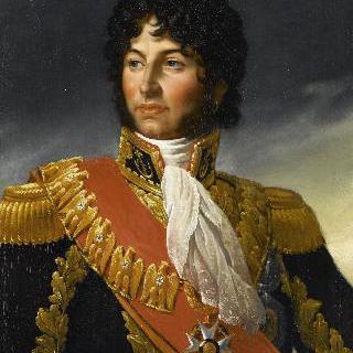 1805년, 제국의 해군대장 옷을 입은 조하킴 뮈라