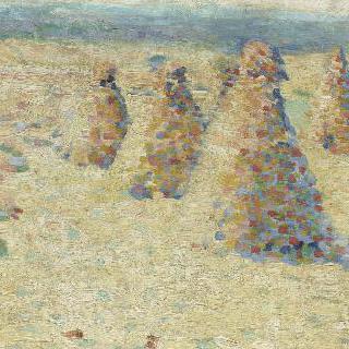 레 빌로트, 노르망디의 작은 건초더미들