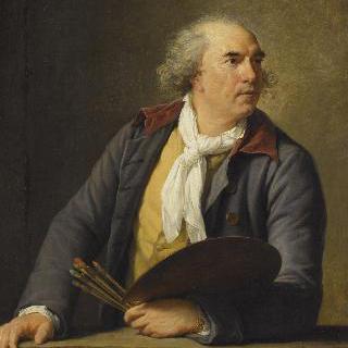 위베르 로베르(1733-1808), 화가