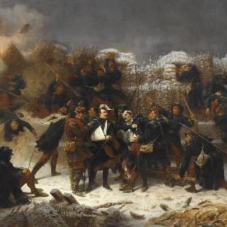 1854-1855년 경, 크리메 전쟁 중 세바스토폴 점령에 대한 일화
