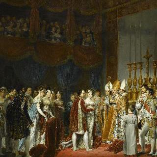 나폴레옹 1세와 마리-루이즈 황녀의 결혼식