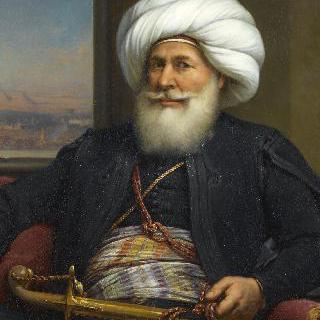 1803년 이집트 부왕 메헤메트-알리 (1769-1849)