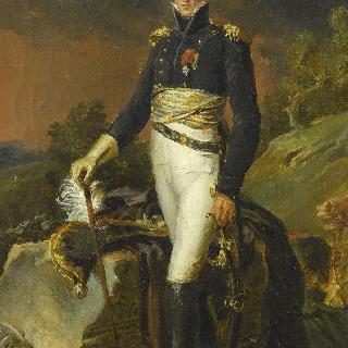 오귀스트 마리 프랑수아 콜베르 드 샤바네 남작, 장군