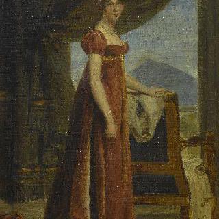 오르탕스 드 보아르네, 네덜란드 왕비