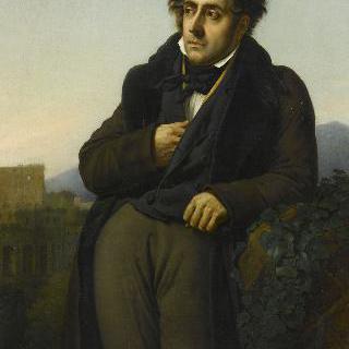 샤토브리앙의 자작 프랑수아-르네 (11768-1848)