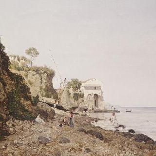 소렌토의 바닷가