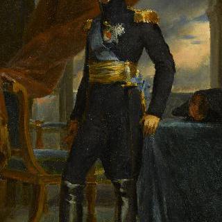 스웨덴 왕실 왕자 샤를 장 베르나도트