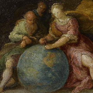 세상을 관장하는 운명의 신과 시간의 신