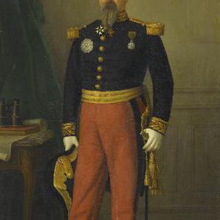폴-오베르 다르장, 1871년 사단장 (1811-1877)