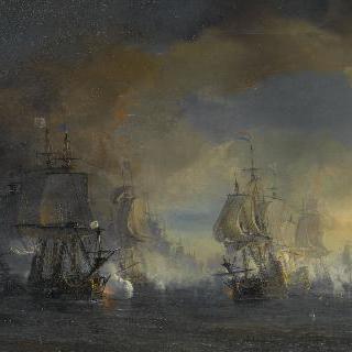 북해에서 벌어진 솔베이 해전