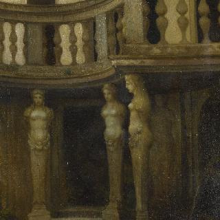 로마 줄리아 궁전의 쥘스 2세의 님프 신전