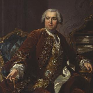 니콜라 보종의 초상(1718-1786)